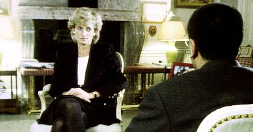 BBC apologises to royal family over Princess Diana Panorama interview with Martin Bashir