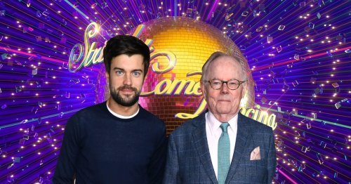 Jack Whitehall's father was asked to do Strictly Come Dancing but refused as he was 'worried about the curse'
