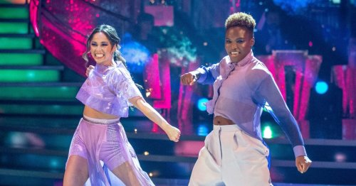Nicola Adams has 'no idea' how she didn't catch Covid on Strictly Come Dancing