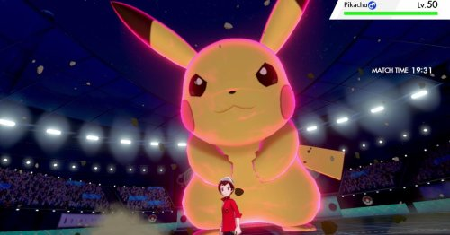 Nintendo sues leakers for £100,000 and wins over Pokémon Sword/Shield info