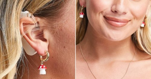 ASOS praised by shoppers for featuring model who wears a cochlear implant