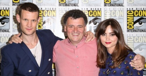 Former Doctor Who boss Steven Moffat once played the Doctor and no one knew