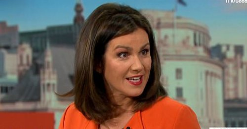 Susanna Reid questions GB News' stance after show brands lockdowns a 'crude measure'