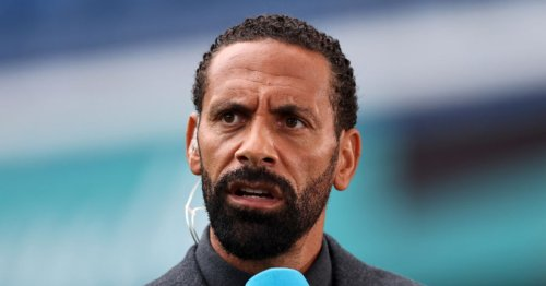 Rio Ferdinand in hospital as he jokes Manchester United's 5-0 loss to Liverpool sent him to A&E