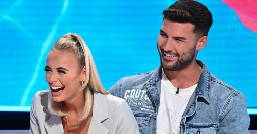Love Island 2021 winners Liam Reardon and Millie Court go house hunting and tease 'exciting times ahead' just weeks after leaving villa