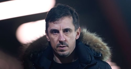 Gary Neville snubs Marcus Rashford and Jadon Sancho in ideal Manchester United starting XI