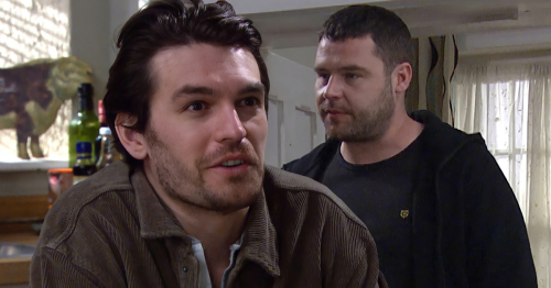 Emmerdale spoilers: Danny Miller reveals 'naughty' Aaron Dingle and Mackenzie Boyd scenes
