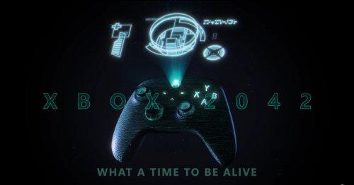 Xbox console of 2042 will use quantum technology predicts Microsoft