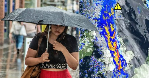 Summer is long gone as miserable September ends with more torrential rain