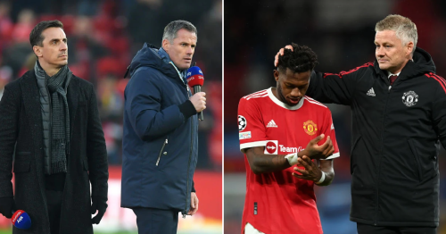 Gary Neville and Jamie Carragher deliver Man Utd title verdicts ahead of Liverpool clash