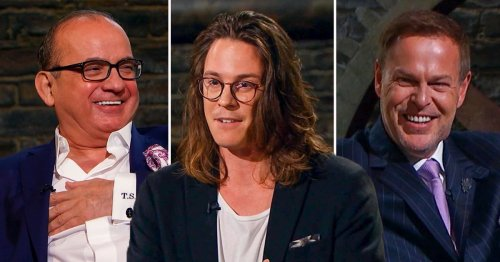 Dragons' Den: Touker Suleyman in awe of 'one of the best pitches he's ever heard' as Dragons are blown away by 'brilliant' data-tracking business