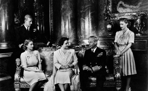 Who were Prince Philip's sisters?