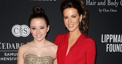 Kate Beckinsale hasn't seen her daughter in two years because of the pandemic