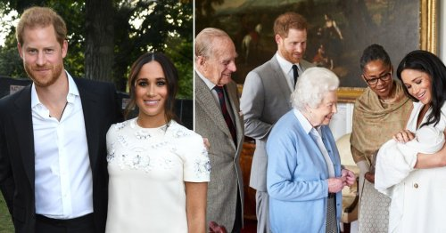 Harry and Meghan 'won't be christening Lilibet in UK'