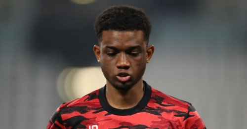 'It would be a huge mistake' – Amad Diallo warns Manchester United not to 'underestimate' his former club Atalanta ahead of Champions League clash