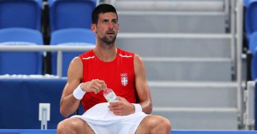 Novak Djokovic speaks out on his chances of matching Steffi Graf's Golden Slam