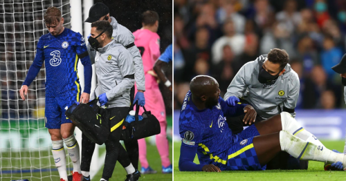 Thomas Tuchel provides Romelu Lukaku and Timo Werner injury updates after pair forced off during Malmo win