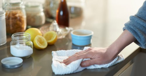 How to detoxify your house from dangerous cleaning chemicals