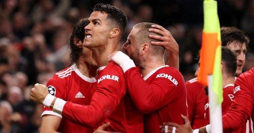 Cristiano Ronaldo completes stunning Manchester United comeback against Atalanta to spare Ole Gunnar Solskjaer's blushes