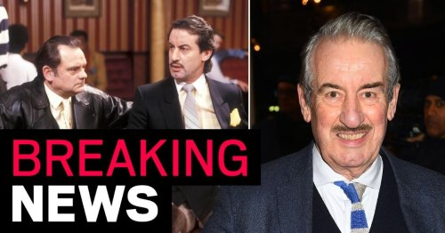 Only Fools And Horses star John Challis dies aged 79 after cancer battle