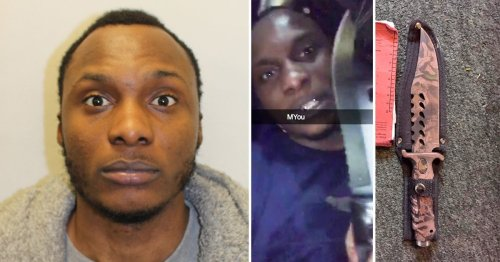 Man jailed after posting videos of himself with knife in London nightclub