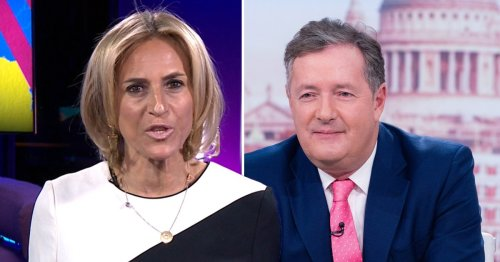 Newsnight's Emily Maitlis defends controversial Piers Morgan retweet before BBC rebukes her again for speaking about being reprimanded