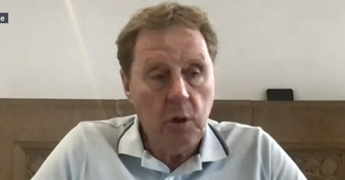 Harry Redknapp says England footballers should move on from taking the knee: 'How long are we going for?'