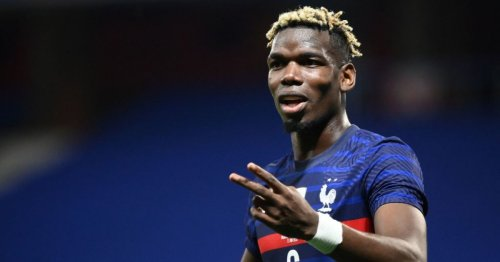 Paul Pogba says he has more 'freedom' with France than at Manchester United