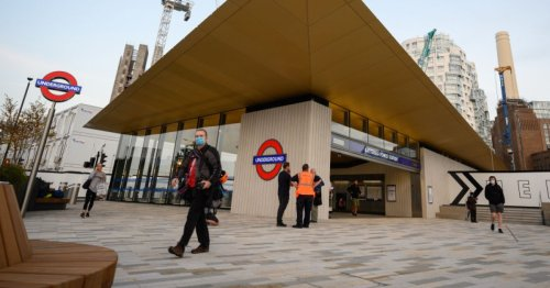 When was the London Underground last extended?