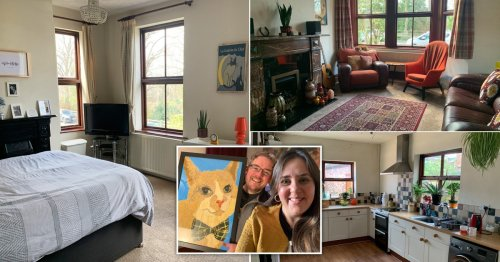 What I Rent: Michelle and Christian, £910 a month for a three-bedroom house in Stockton Heath, Cheshire