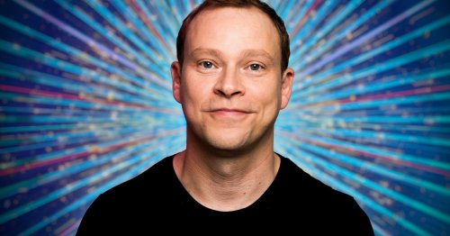 Strictly Come Dancing 2021: Who is Peep Show star Robert Webb and when did he perform his Flashdance parody?