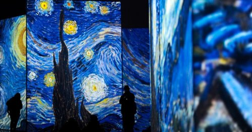 Is Van Gogh Alive still on in London? How to see the exhibit