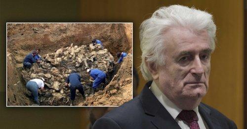 Ex-Bosnian Serb wartime leader to finish genocide sentence in UK prison