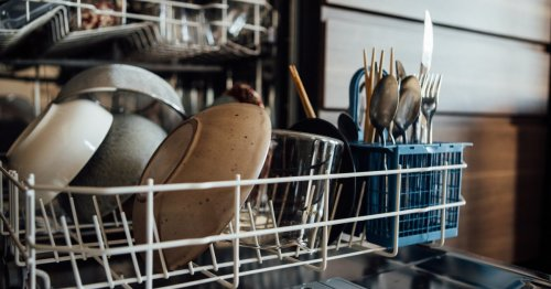 Why you should resist the urge to rinse before loading your dishwasher
