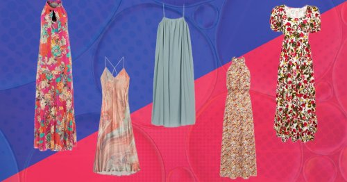 Where to buy the ultimate summer 2021 wardrobe staple – the maxi dress