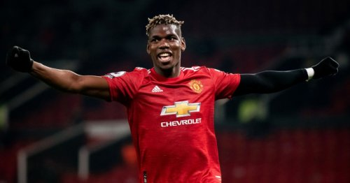 Manchester United stars working hard to persuade Paul Pogba to stay