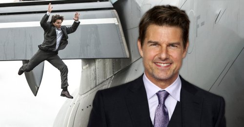 Tom Cruise 'would be stuntman if he wasn't actor' after taking on terrifying Mission: Impossible scenes