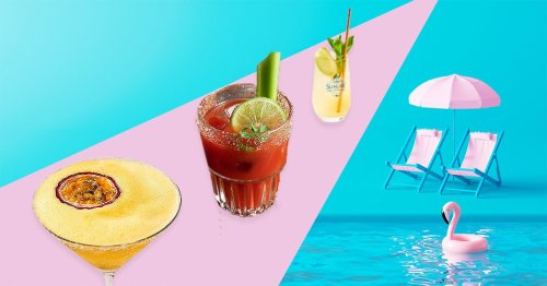 11 refreshing summer cocktails – from Margaritas to a Bloody Mary with a twist