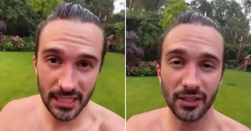 Joe Wicks saying 'motivation has two syllables' in viral video is a parody from The Office, just so you know