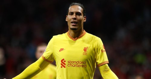 Peter Crouch and Joe Cole criticise Liverpool defender Virgil van Dijk for his error in Atletico Madrid goal