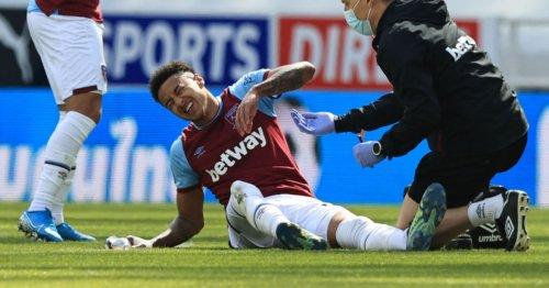 David Moyes gives Jesse Lingard injury update after Newcastle defeat