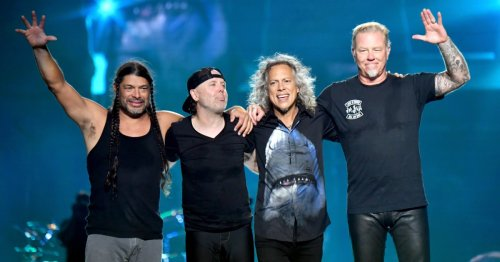 Metallica sue over losses after tour was postponed because of coronavirus