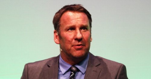 Paul Merson's Premier League predictions including Arsenal's clash with Tottenham and Manchester City's trip to Chelsea