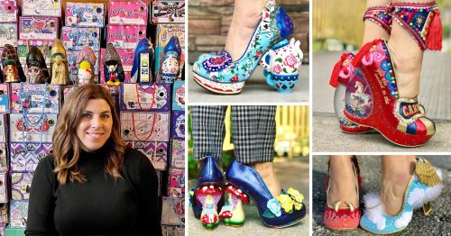Self-confessed shoe addict has collection of 500 pairs worth over £30,000