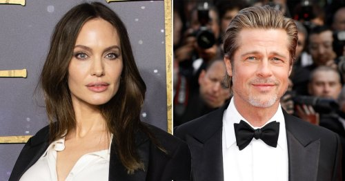 Brad Pitt suffers blow in Angelina Jolie custody battle as appeal of disqualification of judge is denied