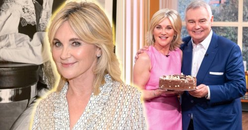 Anthea Turner recalls 'hurtful' feud with Eamonn Holmes that led to GMTV exit: 'Nobody likes injustice'