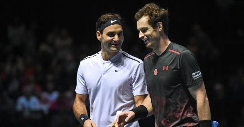 Andy Murray asked if he regrets playing in the same era as Roger Federer, Novak Djokovic and Rafael Nadal