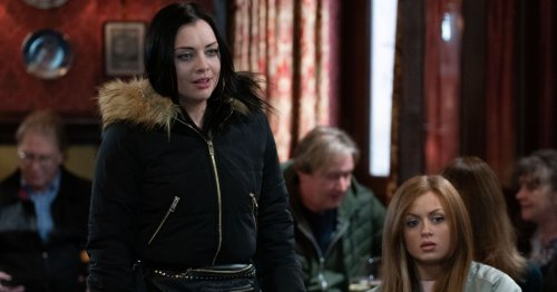 EastEnders spoilers: Tiffany Butcher is stunned by Whitney Dean's sudden exit with Kush Kazemi