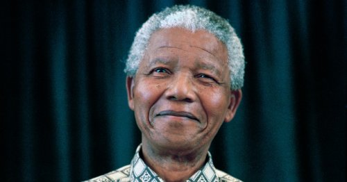 Why is today Nelson Mandela Day?