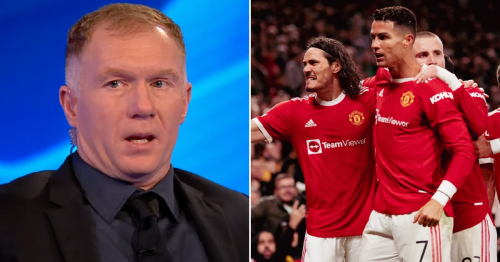 Paul Scholes sends Liverpool warning to Manchester United after comeback win over Atalanta